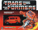 Transformers Generation 1 Ironhide