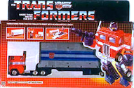 Transformers Generation 1 Optimus Prime