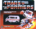 Transformers Generation 1 Ratchet