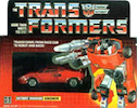 Transformers Generation 1 Sideswipe