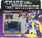 Transformers Generation 1 Soundwave & Buzzsaw