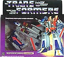 Transformers Generation 1 Starscream