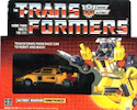 Transformers Generation 1 Sunstreaker