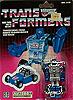 Transformers Generation 1 Beachcomber
