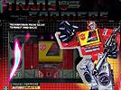 Transformers Generation 1 Blaster