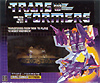Transformers Generation 1 Blitzwing