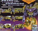 Transformers Generation 1 Devastator (Giftset)