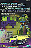 Transformers Generation 1 Long Haul (Constructicon) Devastator abdomen