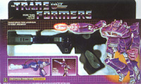 Transformers Generation 1 Shockwave