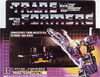 Transformers Generation 1 Shrapnel (Insecticon)