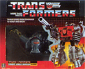Transformers Generation 1 Sludge