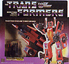 Transformers Generation 1 Thrust