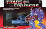 Transformers Generation 1 Whirl