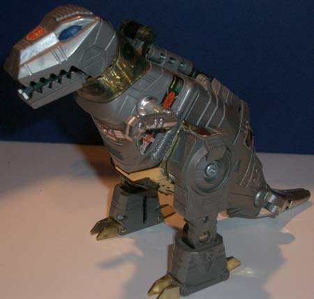 Your Very First Transformer Grimlock2b