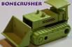 G1 Bonecrusher (Constructicon) Devastator arm