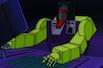 G1 Scrapper (Constructicon) Devastator leg