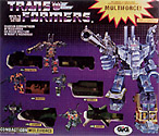 Transformers Generation 1 Bruticus (Giftset)