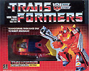 Transformers Generation 1 Hot Rod