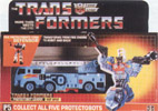 Transformers Generation 1 Hot Spot (Protectobot)