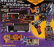 Transformers Generation 1 Menasor (Giftset)