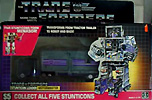 Transformers Generation 1 Motormaster (Stunticon)