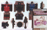 Transformers Generation 1 Reflector (robot point -mail order)