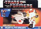 Transformers Generation 1 Silverbolt (Arialbot)