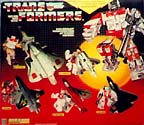Transformers Generation 1 Superion (Giftset)