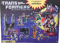 Transformers Generation 1 Abominus