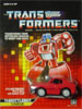 Transformers Generation 1 Chase (Throttlebot)