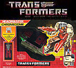 Transformers Generation 1 Chromedome with Stylor