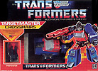 Transformers Generation 1 Crosshairs with Pinpointer