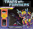 Transformers Generation 1 Cyclonus with Nightstick