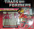 Transformers Generation 1 Fastlane & Cloudraker