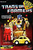 Transformers Generation 1 Goldbug (Throttlebot)