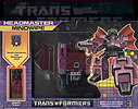 Transformers Generation 1 Mindwipe with Vorath