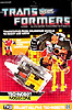 Transformers Generation 1 Nosecone (Technobot) - Computron limb