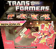 Transformers Generation 1 Repugnus (Monsterbot)