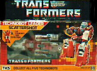Transformers Generation 1 Scattershot (Technobot)