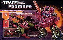 Transformers Generation 1 Scorponok with Lord Zarak