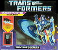Transformers Generation 1 Scourge with Fracas