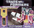 Transformers Generation 1 Skullcruncher with Grax