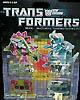 Transformers Generation 1 Slugfest & Overkill