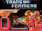 Transformers Generation 1 Sureshot with Spoilsport