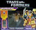 Transformers Generation 1 Weirdwolf with Monzo