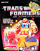 Transformers Generation 1 Wideload (Throttlebot)