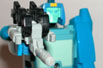 G1 Blurr (Targetmaster) with Haywire
