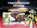 Transformers Generation 1 Chainclaw (Pretender Beast)