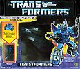 Transformers Generation 1 Darkwing (Powermaster) with Throttle