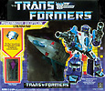 Transformers Generation 1 Dreadwind (Powermaster) with Hi-Test